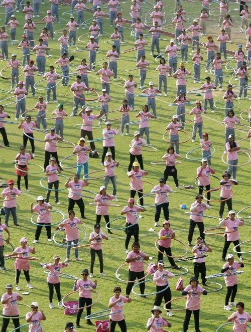 Tayland'da ilginç rekor