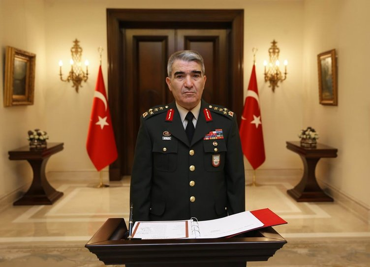 Başbakan Binali Yıldırım'ın başkanlığında toplanan YAŞ'tan kareler!