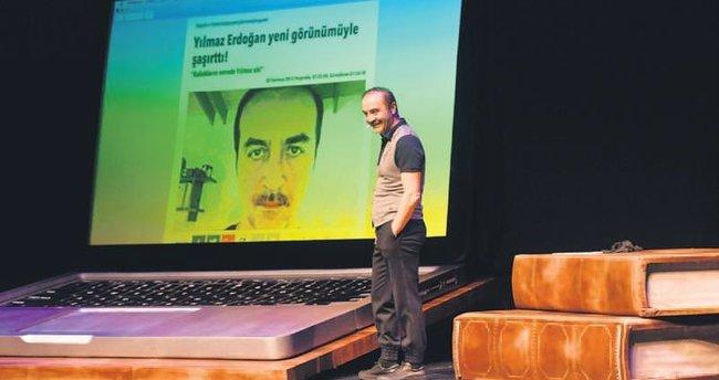 Yılmaz Erdoğan 12 yıl sonra sahnede