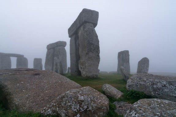 Stonehenge'deki gizem
