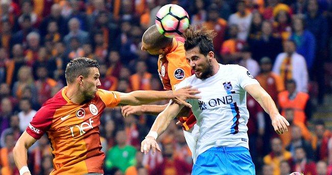 Arena'da Trabzonspor fırtınası!