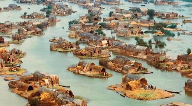 Kimsenin bilmediği sıra dışı yüzen evler