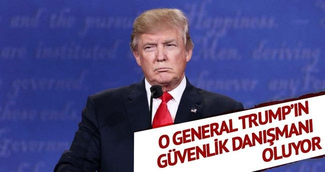 O general, Donald Trump'ın güvenlik danışmanı oluyor