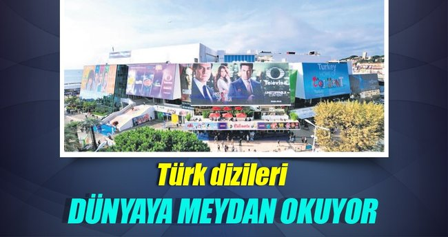 Türk dizileri dünya liginde