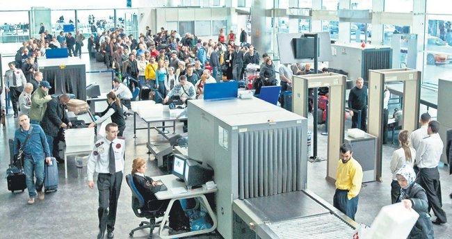 Havaalanları güvenliğinde FETÖ temizliği
