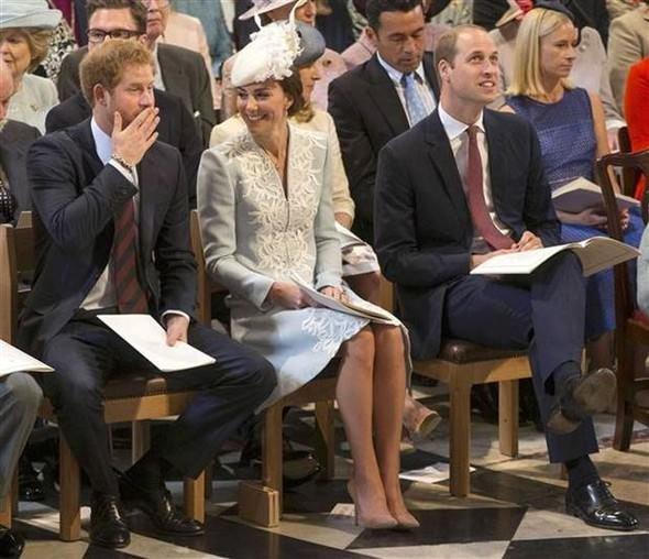 Kate Middleton ve Prens Harry arasındaki yakınlığın sırrı