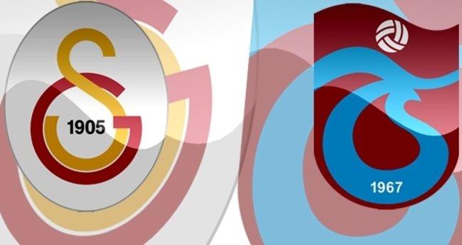 Galatasaray - Trabzonspor maçı saat kaçta? Hangi kanalda? İşte muhtemel ilk 11'ler