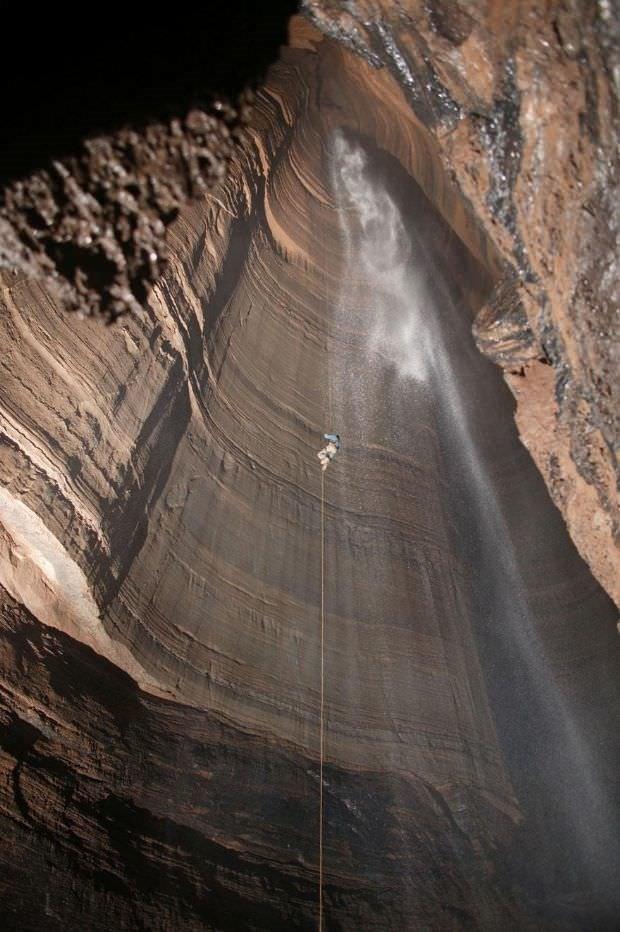 Dünyanın en görkemli 15 mağarası