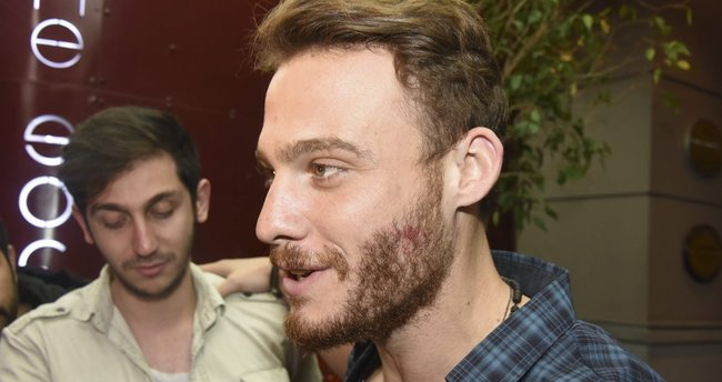 Kerem Bursin'in partneri belli oldu