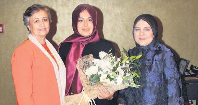 Genç kızların eğitimine destek için buluştular