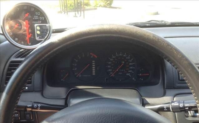 İki VTEC'li Honda