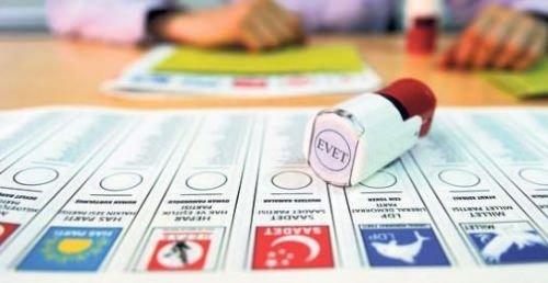 Bugün seçim olsa AK Parti rekor kırıyor