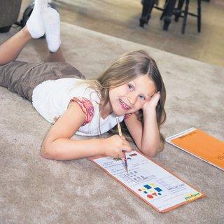 Çocuğunuz için günlük eğlence ajandası hazırlayın