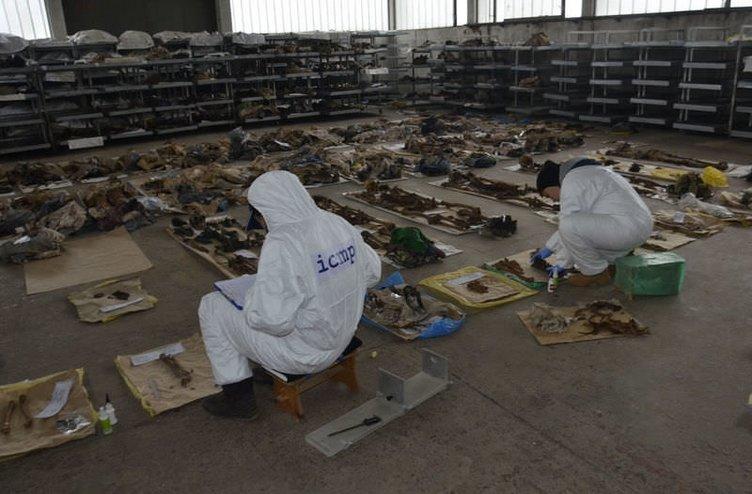 Toplu mezarlar vadisi: Kamenitsa