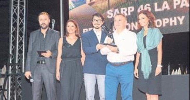 Antalya yatına özel jüri ödülü verildi