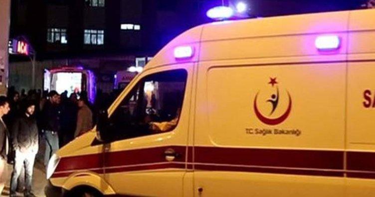 Van'da mayın patladı, 3 güvenlik korucusu yaralandı