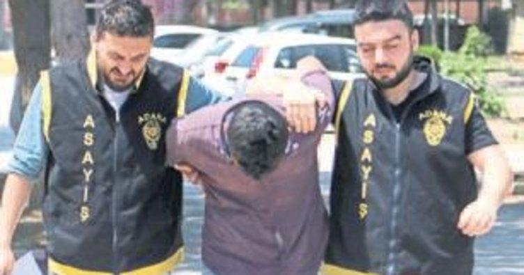 Su saatlerini çalan hırsız tutuklandı