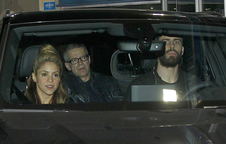 Shakira 39. yaşını kutladı