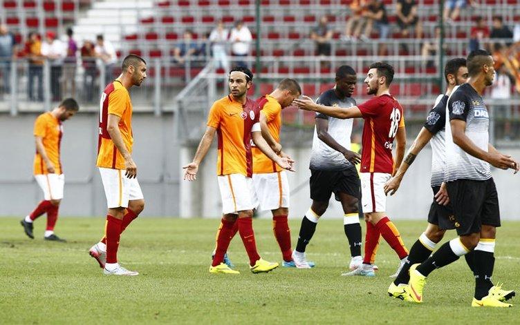 Galatasaray'ı şoke eden yasak
