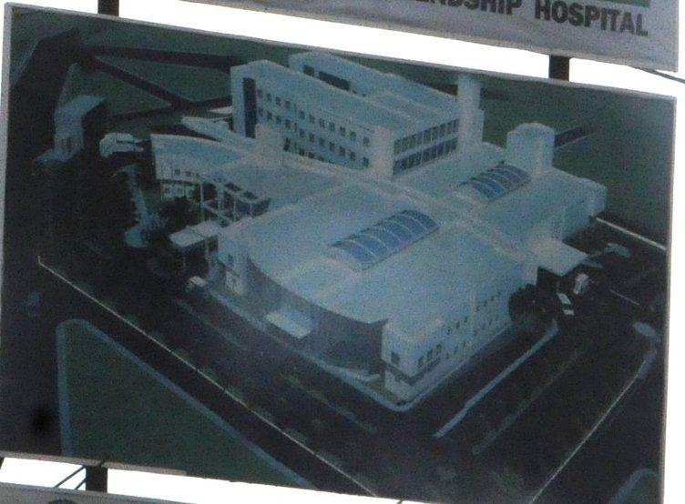 Gazze tünellerinden doğan hastane