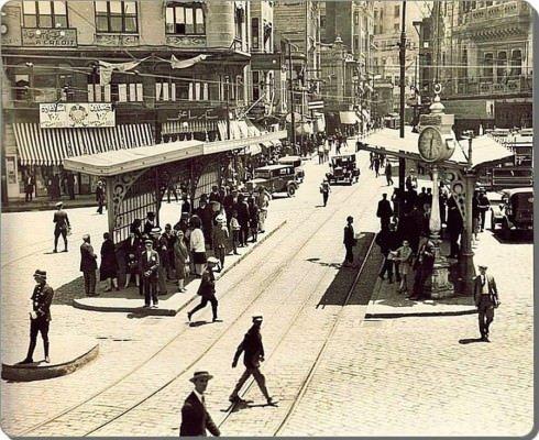 Eski İstanbul'dan 40 nostaljik fotoğraf
