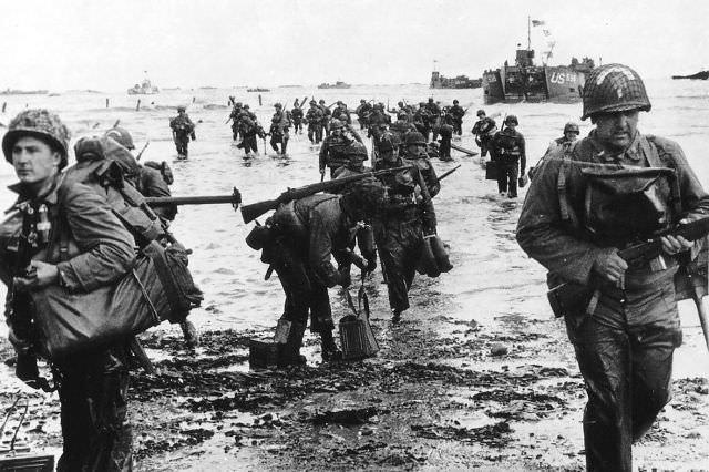 70 sene sonra Normandiya