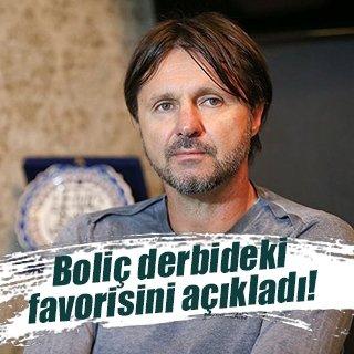 """Boliç: """"Kadıköy'de gelenek bozulmaz"""""""