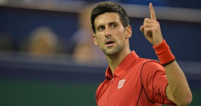 Djokovic'i mağlup etti finalde Murray geldi