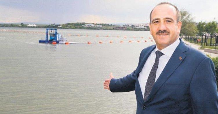 Mogan, Türkiye'nin değerlerinden biri