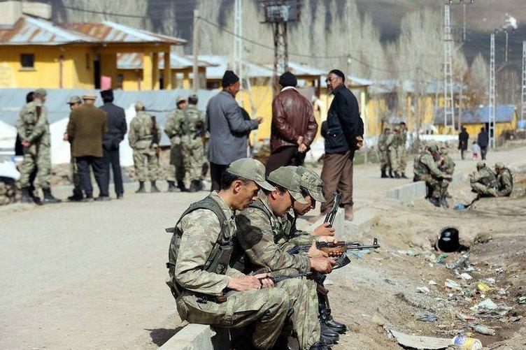 Van'ın Kırgız korucuları