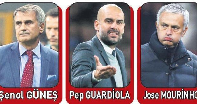 Jose ve Pep'ten Güneş'e destek!
