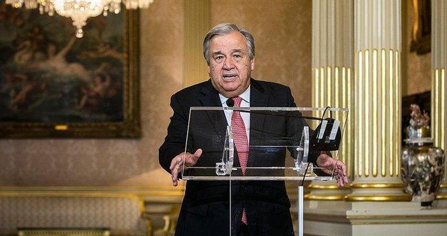 Antonio Guterres BM Genel Sekreteri seçildi