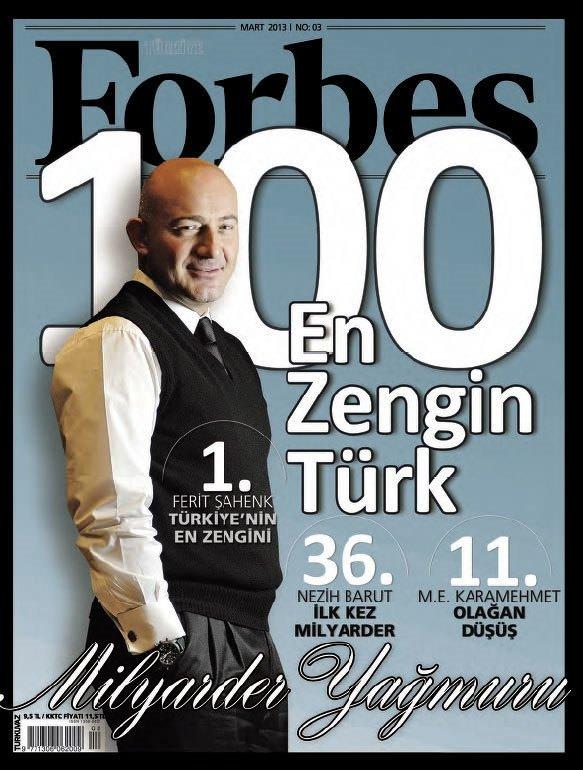 En zengin Türkler