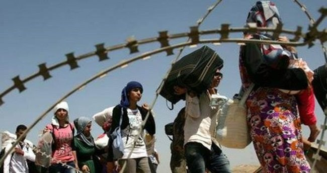Suriye'deki Filistinli mülteciler için çağrı