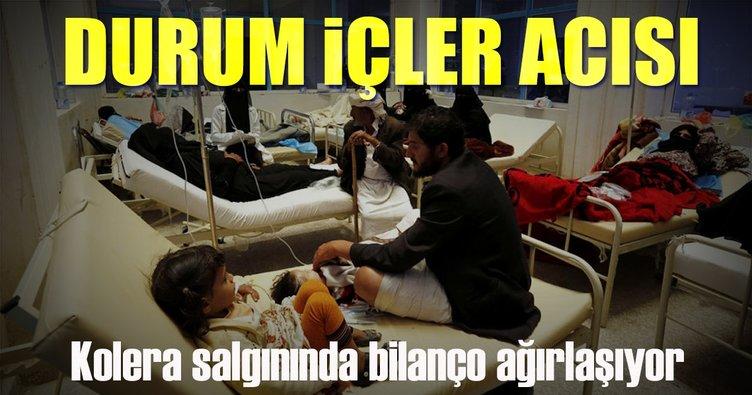 Kolera salgınında ağır bilanço: 923 ölü
