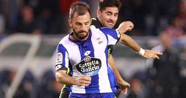 Deportivo, Emre Çolak'ın asistiyle kazandı