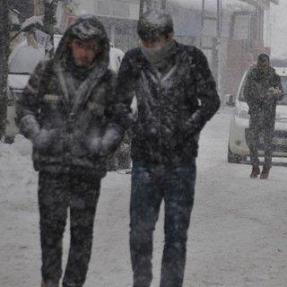 Eğitime 2 gün kar engeli