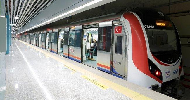 Marmaray 10 milyon vapur yolcusunu kaptı