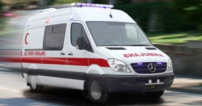 Bolu'da işçi servisi ile kamyon çarpıştı: 1 ölü, 39 yaralı