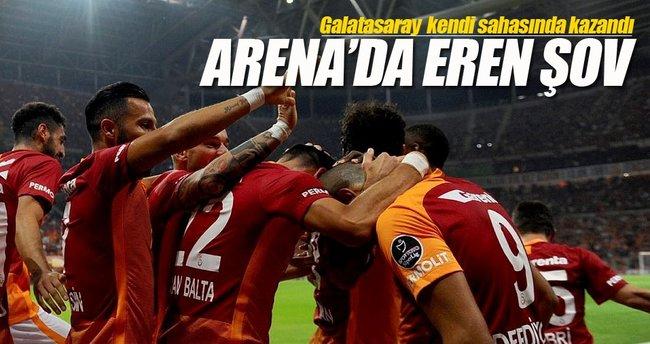 Galatasaray - Rizespor maç sonucu