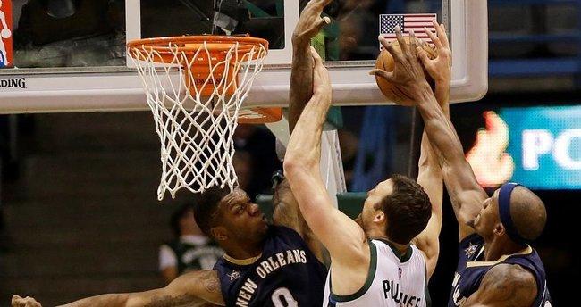 New Orleans Pelicans'tan galibiyet siftahı