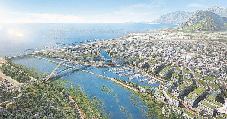 Antalya'nın rüyasına Cumhurbaşkanı onayı