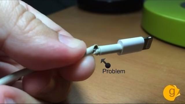 Şarj kablosu temassızlık yapanlara ilaç gibi çözüm