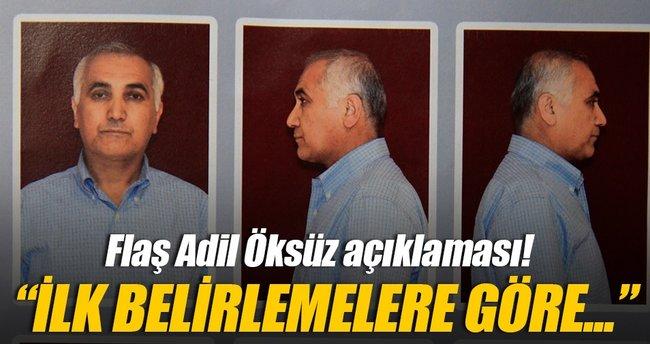 HSYK Başkanından Adil Öksüz açıklaması