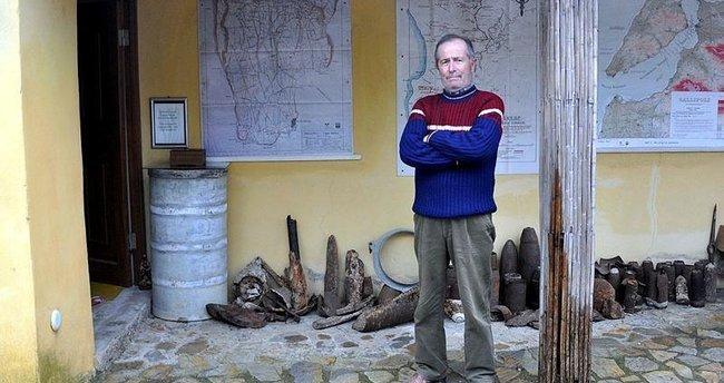 Ecdat yadigârlarına müze ile sahip çıktı