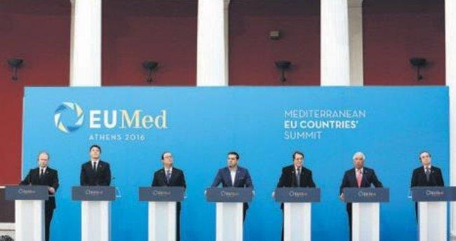 AB ülkeleri Kıbrıs'ta 'garantörlüğe' karşı