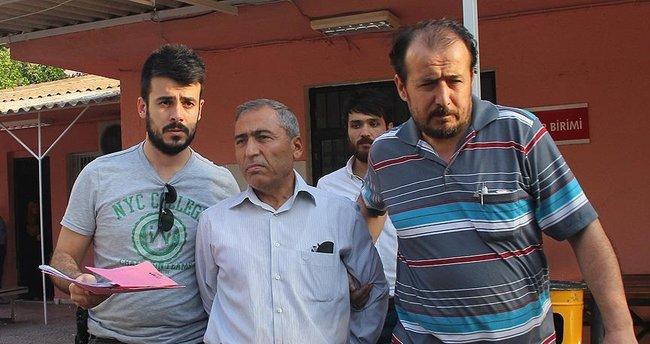 Eski Mersin İl Emniyet Müdürü Arif Öksüz yakalandı!