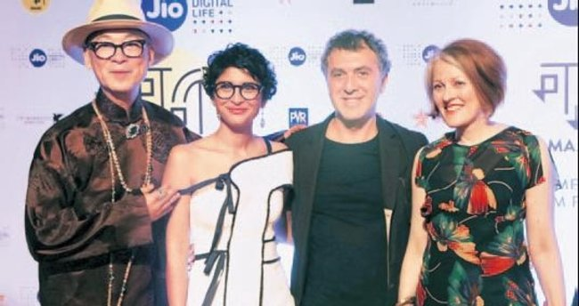 Hindistan'da Mumbai Film Festivali başladı