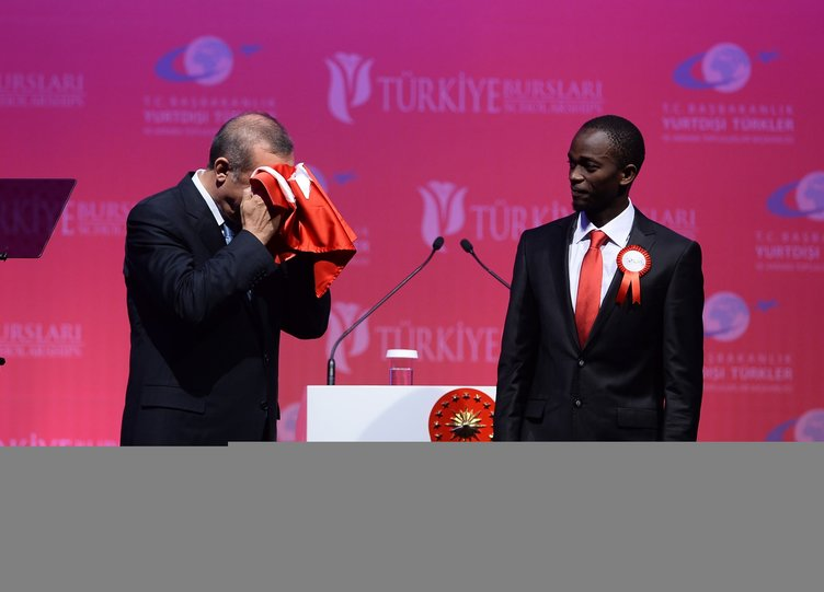 Ugandalı Cemil ve bayrağın anlamlı hikayesi