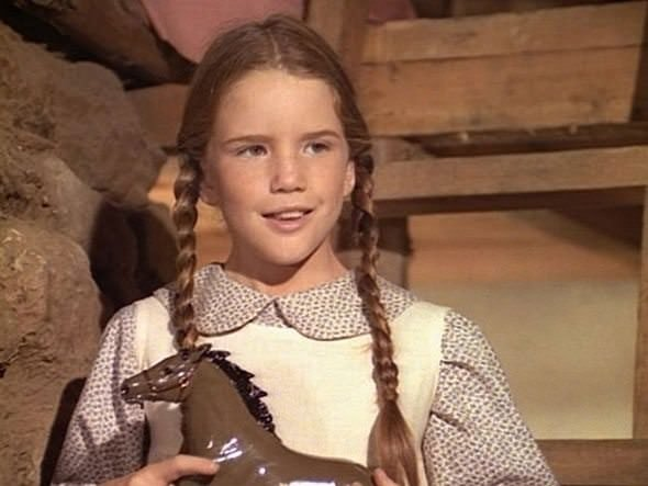 'Küçük Ev'in Laura'sı  Melissa Gilbert